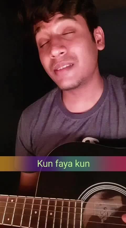 #kunfayakun #rockstar 💆‍♂️❣ .. #nextsingingstar   #thanksmom   #nextrisingstar          #roposostarchannel             #roposo_star                     #roposo-beats                   #roposo_superstar        #ropososuperstar                 @roposocontests                    #weekend         #vibes     #roposo-vibes #viral      #viralvideo      #roposotalenthunt             #roposostarchannel                    #ropososuperstar   #roposo_superstar              #talenthunt        #roposotalenthunt      #viral      #share       #ropo-share        #roposo-beats    #beats       #love   #bollywoodlovers           #bollywood          #punjabiway                    #gabru                #weekendvibes              #guitar        #singinglove              #singingdiaries #sings  #roposoness      #roposo-music       #musician  #indiansingers    #aliabhatt #varundhawan #sonakshisinha #sanjaydutt #madhuridixit  #singinglove     #singingcontest   #roposolove    #sundayfunday  #loveness  #musicforlife  #musicmasti #roposo-music  #magicworld #roposo-acting  #actingskills  #emotions  #roposo-creative #haha-tv #haha