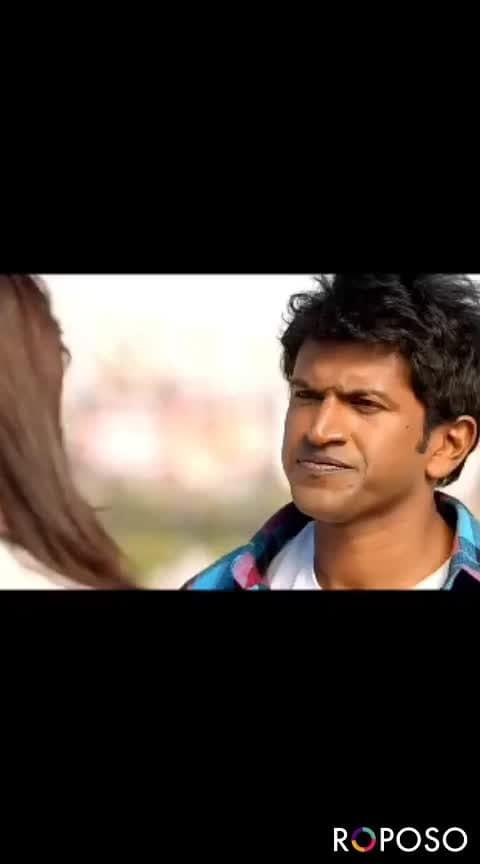 ninindaley break up scene 💔💔💔 #puneethrajkumar #appufan #kannada-love-song #kannadadance #kannada #roposoblogging #roposo-beats #film #filimistanchannel #filimistaan #ropo-kannada  #kannadamovie