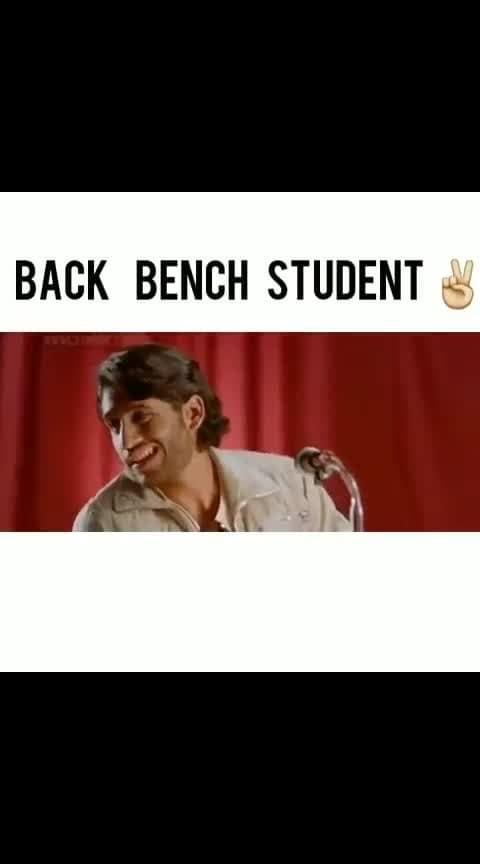 #backbencher #student #upset #wellsaid #nagachaitanya
