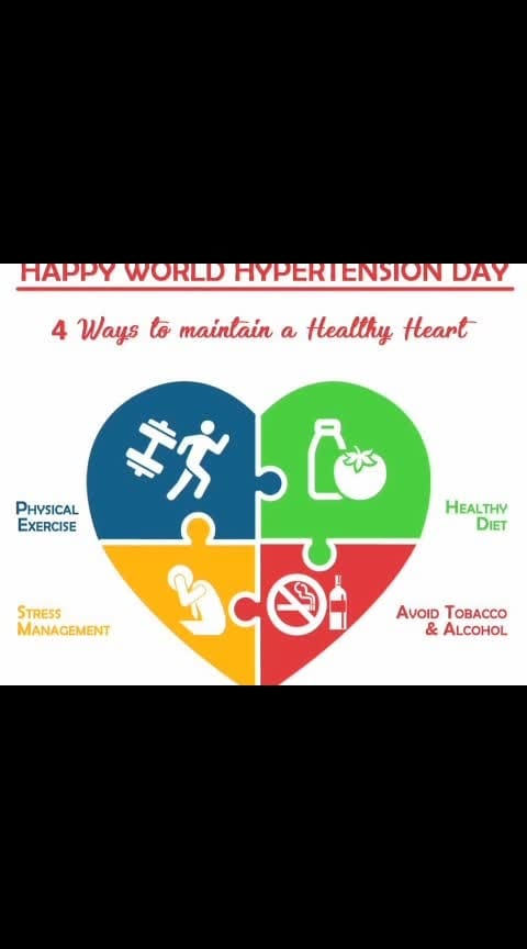 World Hypertension Day...#hypertension  #health #fitness #mustwatch #roposofitness #roposotrendingnow