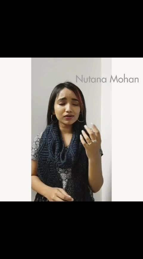 Vintunnava❤ Hey Guys! I'm Nutana Mohan, Playback Singer - Tollywood. To listen to my hit songs : http://www.saavn.com/s/artist/nutana-mohan-albums/Jb2Yq-tJzos_?referrer=svn_source=share&svn_medium=com.whatsapp  Follow/Reach Me Here : Instagram : https://www.instagram.com/nutana_mohan/ Facebook : https://www.facebook.com/nutanamohanofficial/  #Songs #Song #Singers #Singing #Sing #Tollywood #Telugu #Playback #PlaybackSinging #TFI #MusicLove #Love #music #femaleversion  #femalesinger  #teluguhitsongs  #teluguhits  #roposostar #vintunnava #ymc #yemaayachesave #chay #sam #chaysam