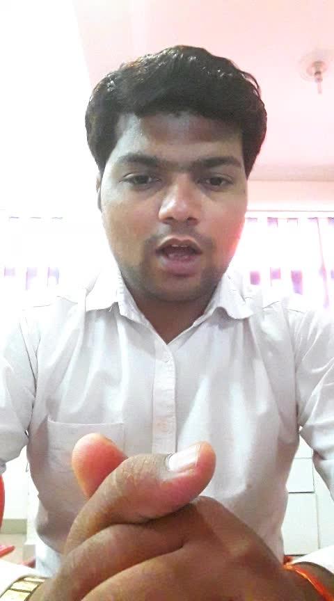 Maharajganj Mein Desh Ke Grah Mantri Rajnath Singh ne Chunav prachar Main Apne pratyashi Ko Jeet khilane ke liye Jain Sabha Ko sambodhit Kiya sapa aur baspa par jamkar Barse