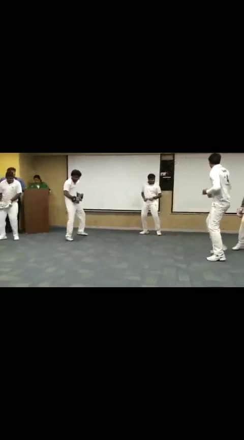 virtual cricket 😄