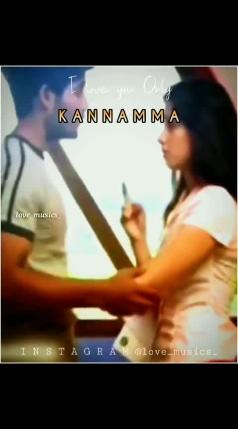 #i_love_u_only_kannamma #thamana #love_scene 😍😍❤️❤️