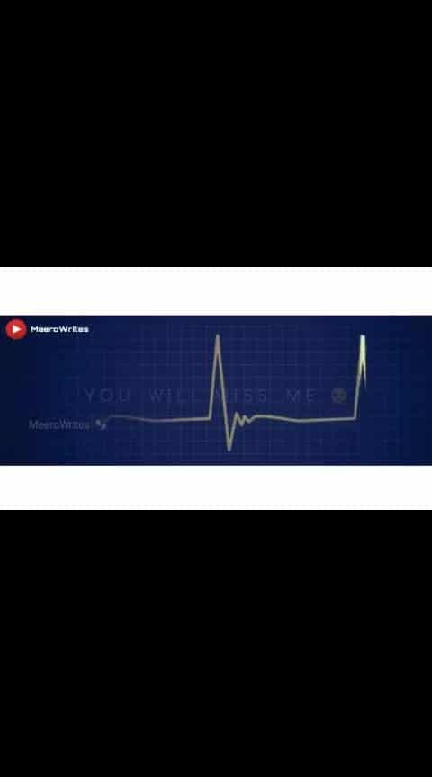 #love-heartbreak #regrets #brokenlove