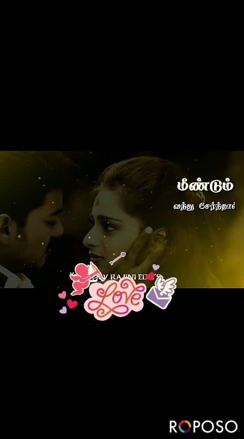 #lovesong #lovesongs #roposolove #mukilanaadhi #love----love----lov #love