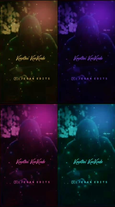 #Kayathai kankondu parthida mudiyum #broken_heart_n_feelings 💔🎶🎶🎶        #album  #soulfulquotes  #onesidelove  #beats  #trendying