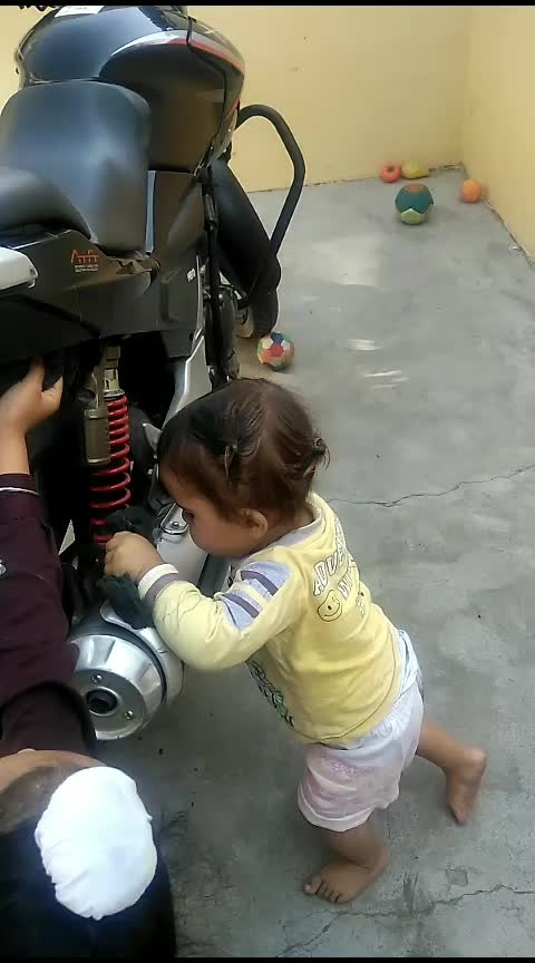 #son #love #japjotsingh #bike #love