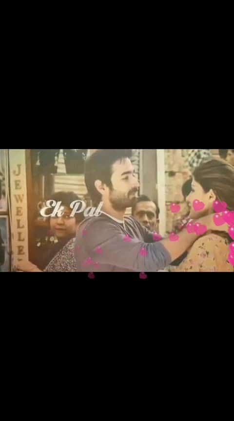 #jalebi #palekpal #palekpalsong #kausatizindhagike #parthsamthaan #ericafernandes #anuragbasu #anuprubens #filmistaan #love #foryou #best-song #missing #beats #roposo_beats #loveness