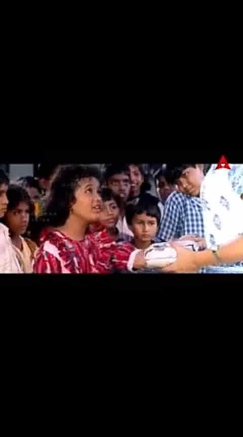 #Mass #Nagarjuna #Jyothika #Jyothika At Orphans Home Sentiment Scene #Mass Movie #Nagarjuna #Jyothika