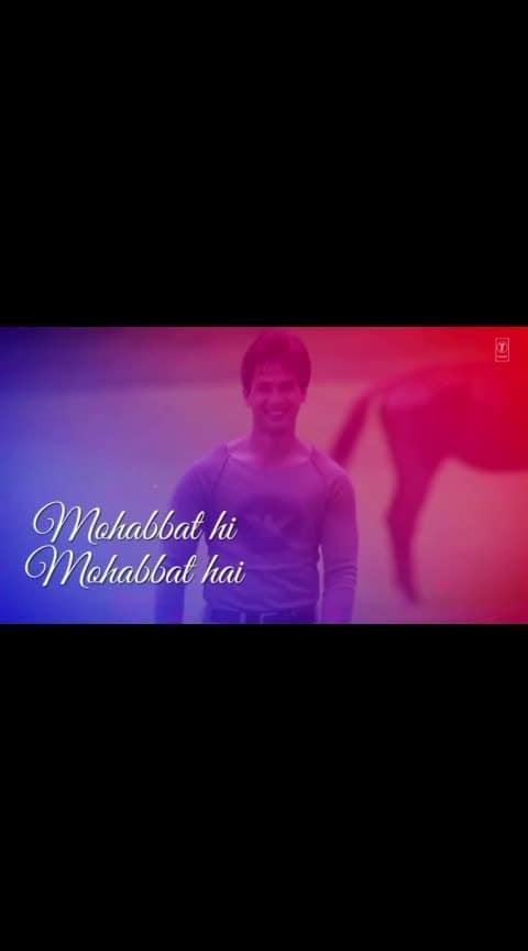 मोहब्बत ही मोहब्बत है #ishqbaaz #dard-e-mohabbat #dard-e-dill #ishqbaaz #mohobbat #hindi_love_song