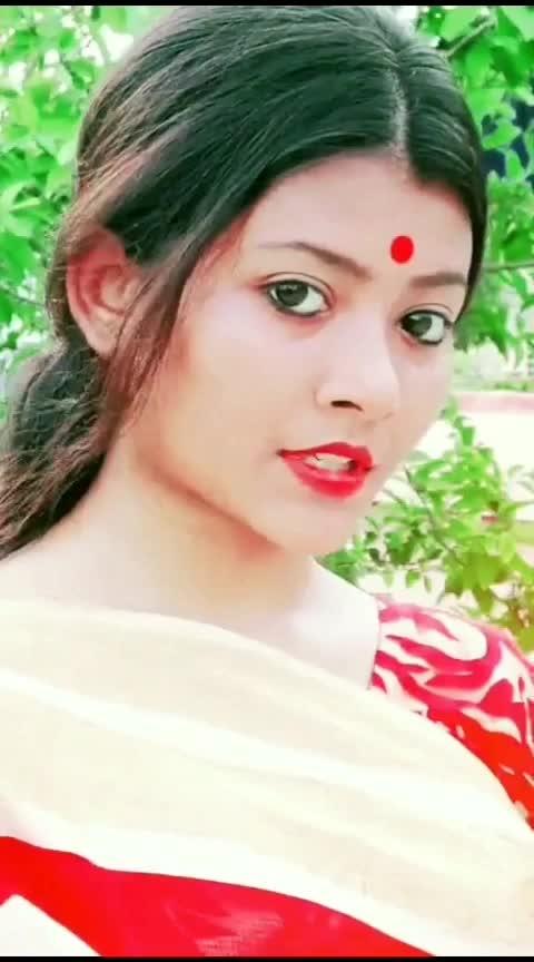 🌺Devsena🌺 #roposo #bahubali2 #roposoacting #bonggirl #actingwars #foryou
