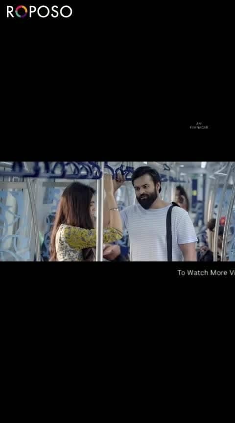 #chitralahari Breakup scene #saidharamtej