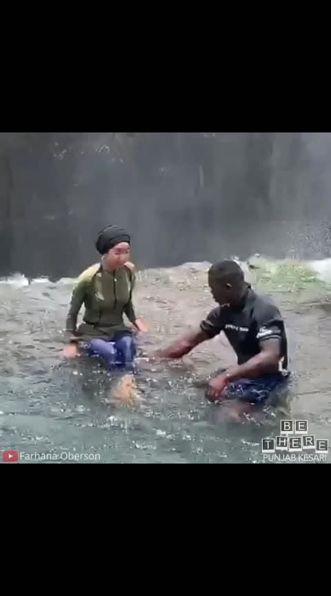 # Infinity Pool @ Victoria falls in Zambia #