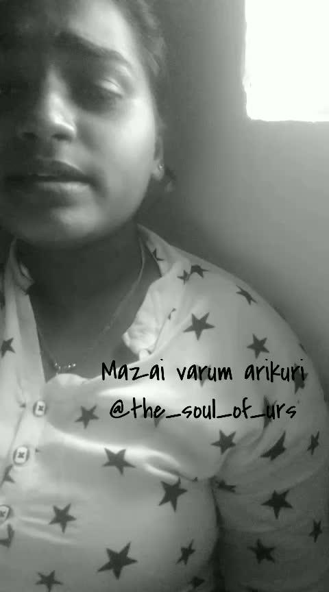 mazai varum arikuri.. #roposo-tamil #tamil-hot-joke #tamil-actress #tamil-comedy