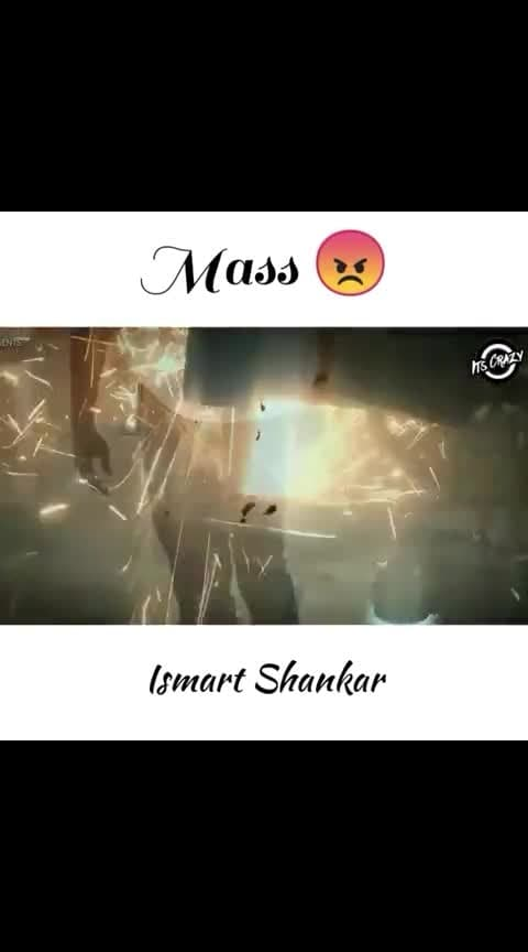 #Ismart shaker mass. 😘😘      #Most youth attraction movie 😍😍😍