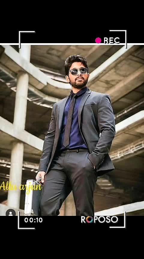 ally arjun #cinema#beat#wow