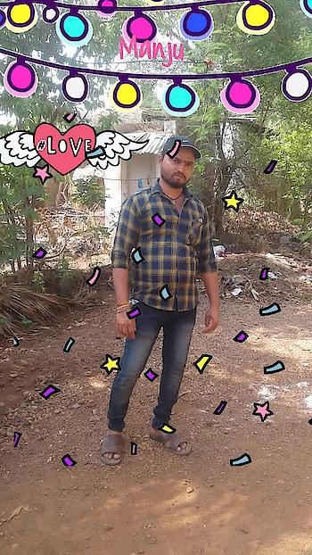 manjunatha. k . revadyal #party #lights #love