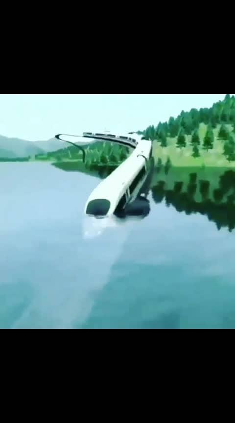 #underwater train