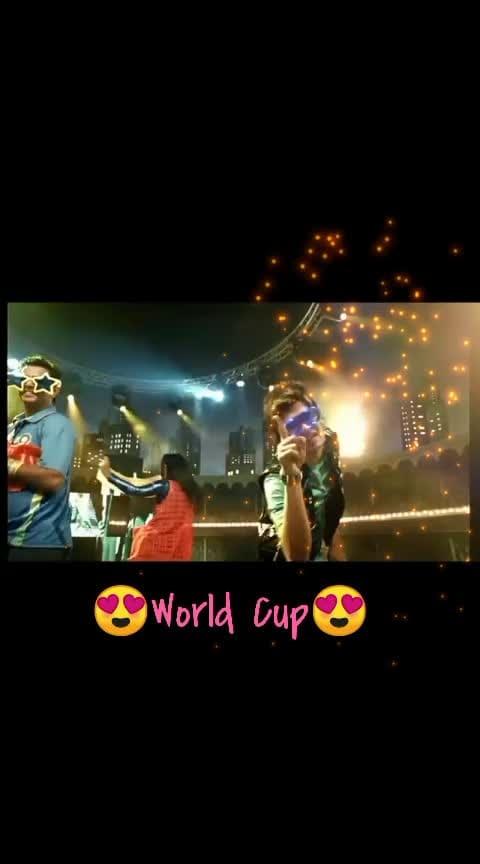 De Gumake song.. #worldcup2019 #indian #fans#cricket #music#wc2019#wish#cricket #ici