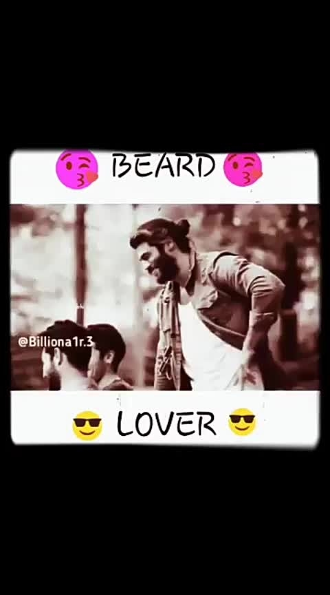 #BeardLover 😍😍😍
