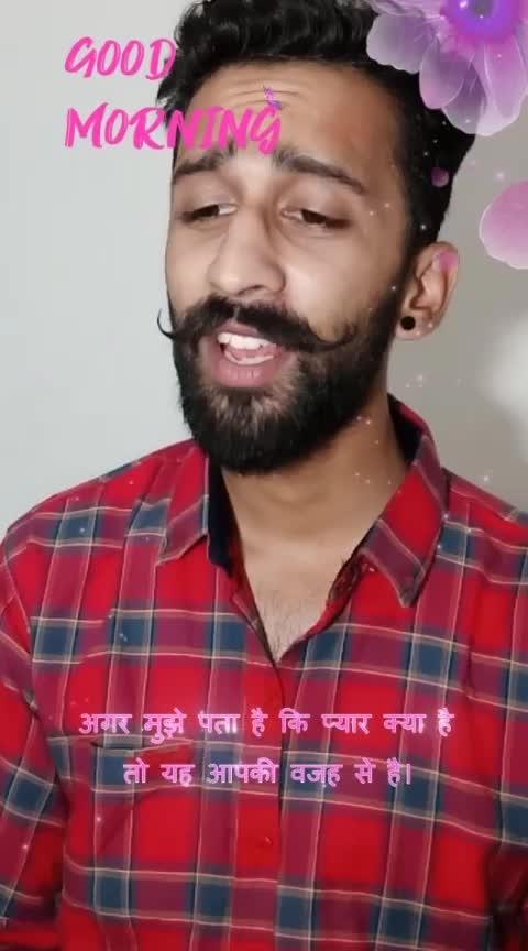 #roposo-star #roposo-trending #punjabi-singer #like-it