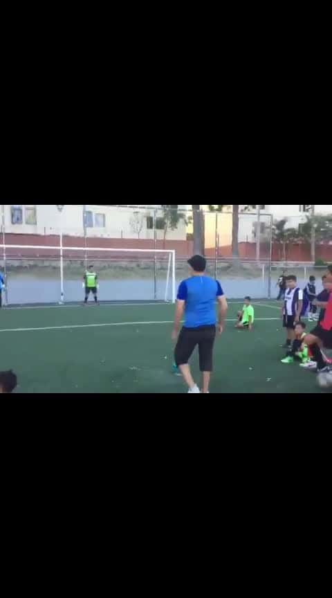 Trick #win #Amazing #goal #football #sports #miss #hit #goalkeeper #misguided #enjoy #Unique #expert #talent #player #game #filmy #style #imlovingit #wow #solid #body #adorable #soccer