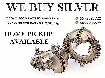 Cash For Gold Delhi NCR has been paying our customers fair prices for their gold items for over 20 years. Call us for more information 9999198264  https://www.cashfordiamond.co.in/blog/use-your-old-gold-jewelry-and-convert-them-to-cash.php
