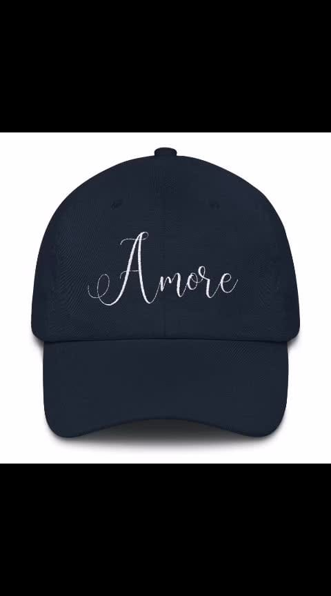 Amore embroidered hats, t-shirt, Apron - Link is in the bio - Visit us on Instagram @nikhilbharoliya for more art and fashion Inspiration . #fashion  #roposo-style  #my-art  #tshirt  #unisex  #shirts  #womensfashion  #mensfashion  #menswear  #thefutureisfemale  #feminist  #letter  #clothes  #ootd  #ootdfashion  #styleoftheday  #minimal  #minimalism  #minimalist  #artiste  #artistsoninstagram  #surat  #surat_igers #nb  #nikhil  #nikhilbharoliya  #art8amby #igstyle  #highfashion  #feminism