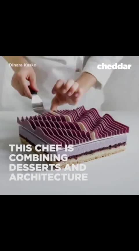 Desserts + Architecture