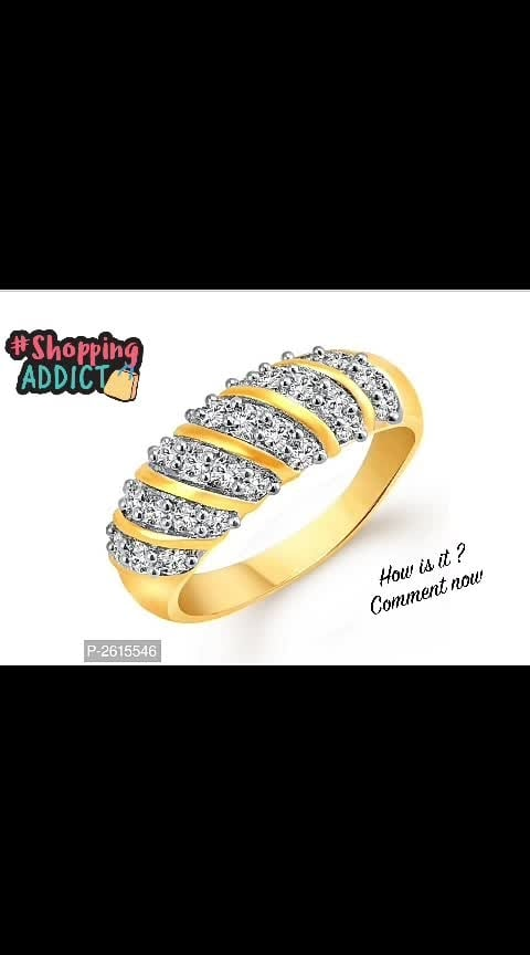 CZ Rhodhium Plated Alloy Rings - 2 ▶️Website Link - https://bit.ly/30hsbPs◀️  #jewelry #jewels #jewel #photography #instapic #fashion #gems #gem #gemstone #bling #stones #stone #trendy #accessories #love #crystals #beautiful #ootd #style #fashionista #accessory #instajewelry #stylish #cute #jewelrygram #fashionjewelry