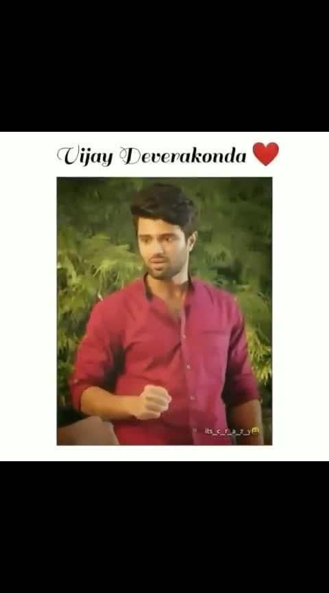 #vijaydevarakonda