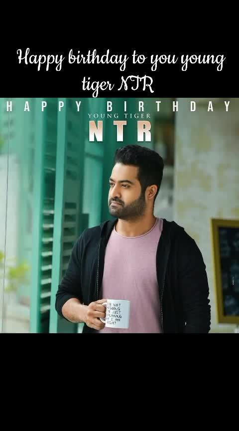 #Happy birthday #young #tiger#ntr #ntramarao