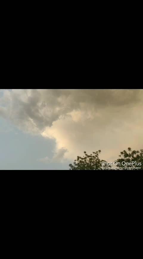 clouds timelapse..  #cloud #clouds  #cloudstimelapse #shotononeplus #oneplus #oneplus6tvideography #oneplus6tphotography  #6t  #likeforlike #like4like #followme #followforlike #follow4like #follow4likesbacks #follow4likesbacks