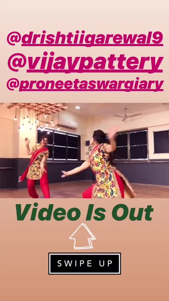 """https://youtu.be/QiDnpoHzClw 🔥🔥 """"Gulabi Paani"""" my new Dance Cover Video is Out 🌸🌸 You can checkout on my YouTube channel 😘 Subscribe 🔔 for more upcoming new Videos🥰"""