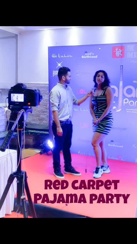 #Redcarpet #pajamaparty #womenmakesworldgoround #funtime #full #rollercoasterride of #emotions