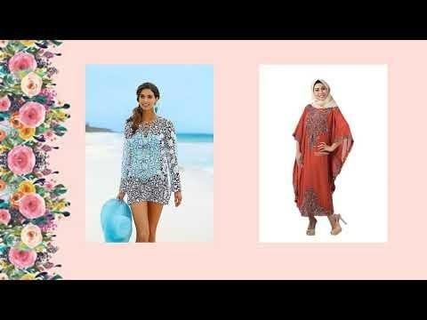 Kaftan is the Islamic Modest Dress which can be worn by Non-Muslim Women. Checkout latest designs and styles of Kaftan Dresses which will make women go wow.  #kaftan #kaftans #kaftandress #kaftanfashion #kaftandresses