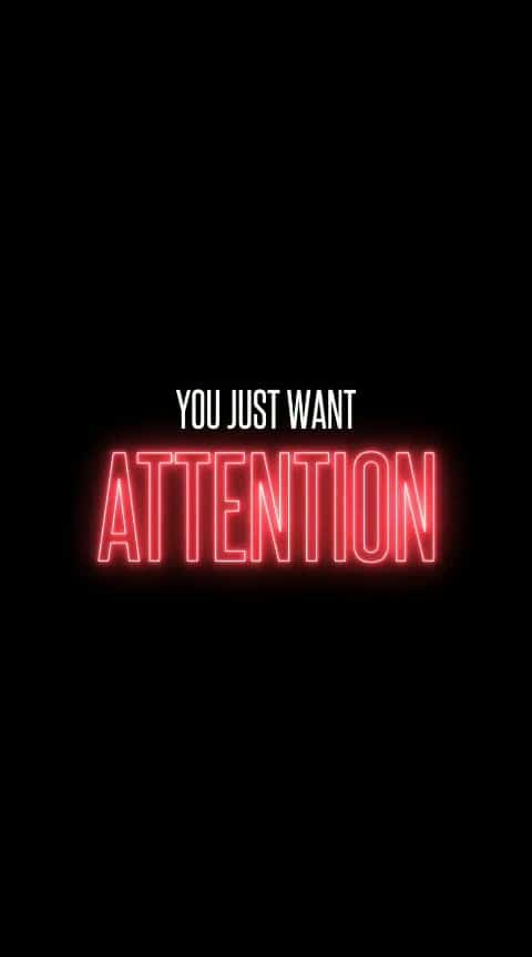 #attention