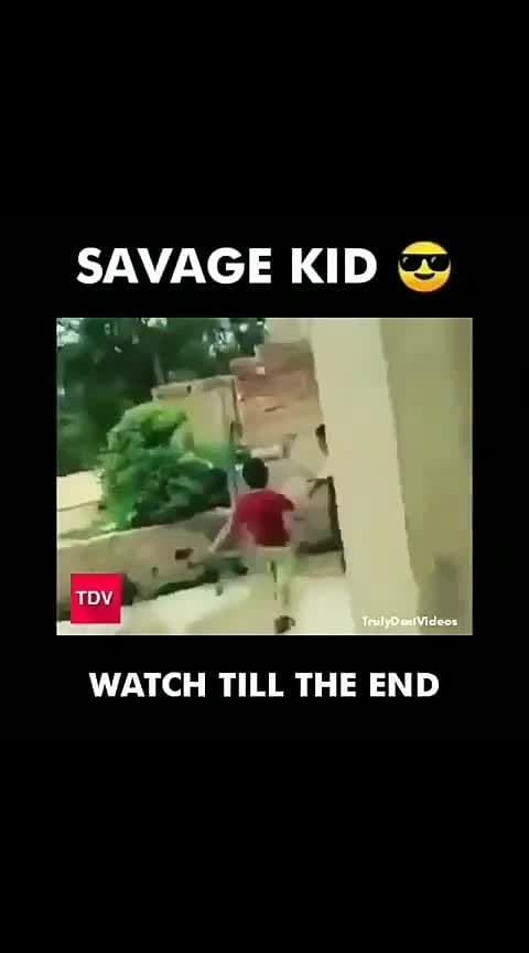 savage kid #roposohahatv #savagelife