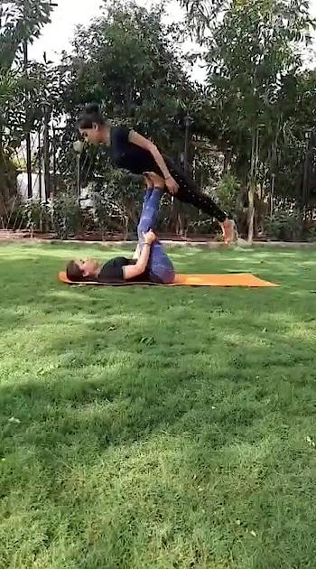 #acroyoga #acroflow #acrobatics #acroflowyoga #yogaacro #acroart #acroyogaart #acropartners #acroyogapartner #yoga #yogamstersindia #yogaaroundtheworld #yogaaddict #yogaasana #yogaworld #yogafit  #myyoga #yogainnature #ashtangayogalovers #yogastudent #yogachallenge #yogapassion #yogaislife #yogastudio #handbalancer #handpower #acrobatics #acroart #acroyogavideos #acroflowyoga #acroflow