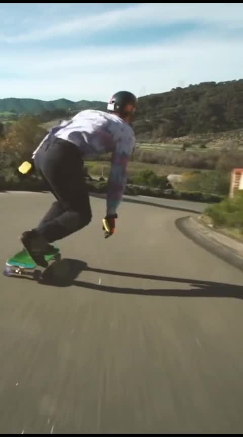wtf skateboard #wtfvideos #roposo-wow #haha-tv #awesome-stunt