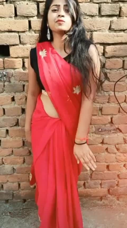 sariwali dance #romance  @pujagarwal @deepikakashyap04 @sk7130f7b