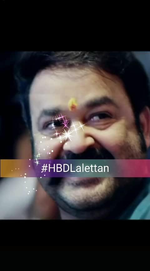 #HBDLalettan