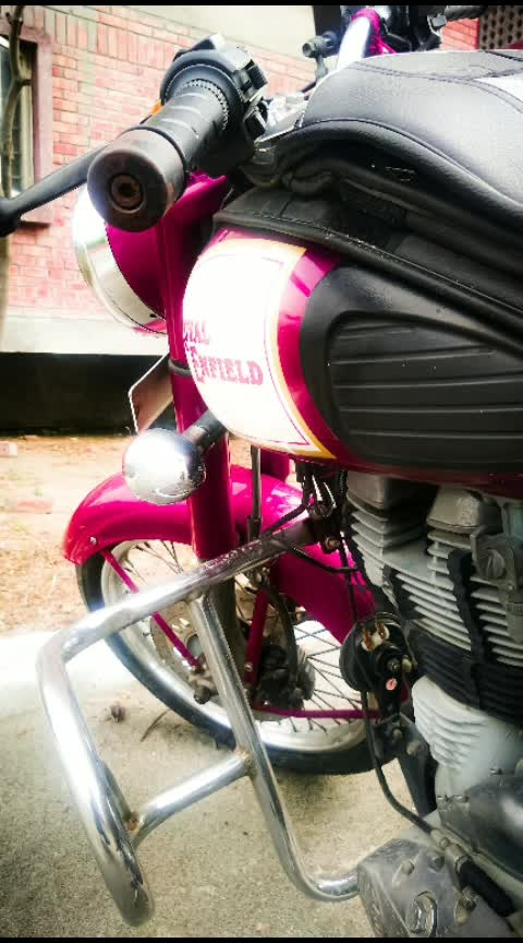 #ROYALENFIELD#MADELIKEABULLET