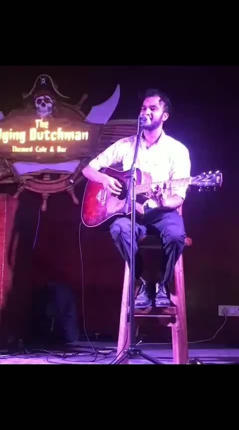 Meherbaani live acoustic