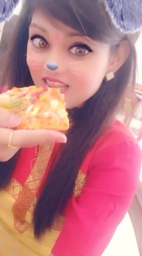 #pizzalover pizza wala love
