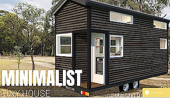 Minimalist Tiny House | Build Tiny.  MINIMALIST Tiny House is one of the tiny house design that Big Tiny has. This tiny house is available in Australia, Singapore and Malaysia. This tiny house design is popular in Tiny House Australia community.  Visit here :https://www.buildtiny.com.au/minimalist-tiny-house