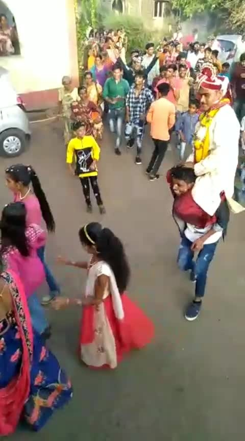 pelli dance with pelli koduku