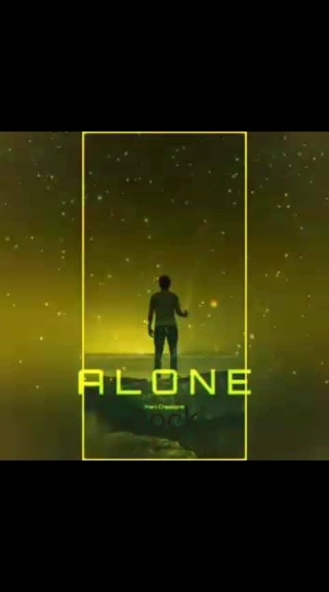 #alone #attitude_status #be-alone