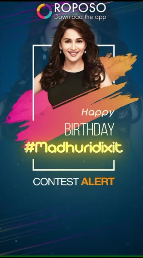 #madhuridixit , #birthday ,#bollywoodbeauty
